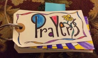 Prayer Resources – part 1