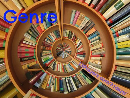 bookshelf genre