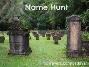 name hunt