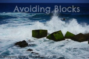 avoid writer's block