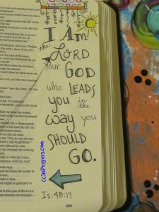 Leads you