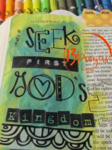 Seek Kingdom