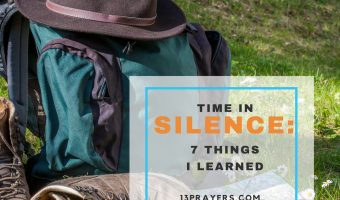 Time in Silence: The 7 Things I Learned