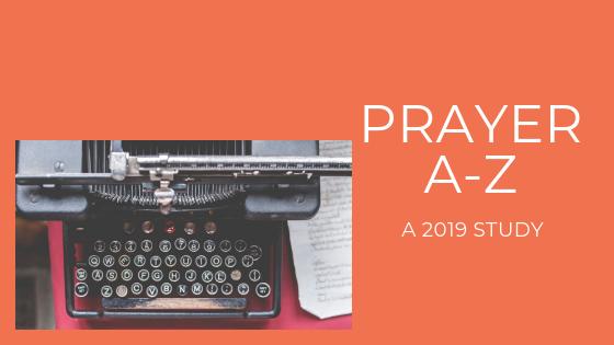Prayer A-Z